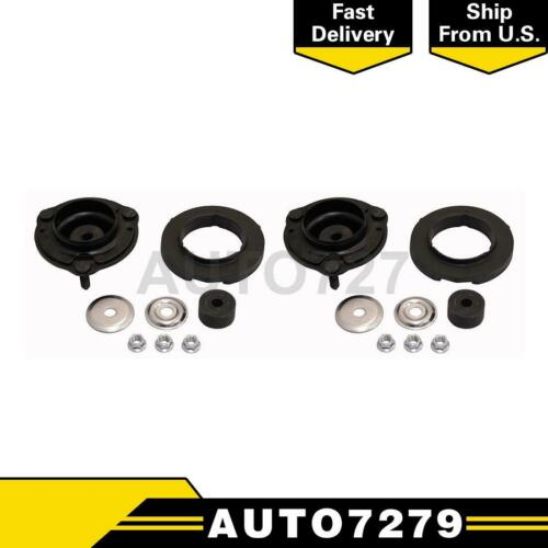 MOOG Chassis Products Front 2PCS Shock Mount For Toyota 4Runner