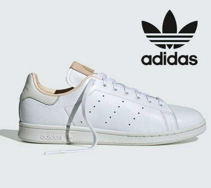 Originals Adidas ⚫ ⚪ Stan ) Weiß Triple 9 & 8 UK Größes