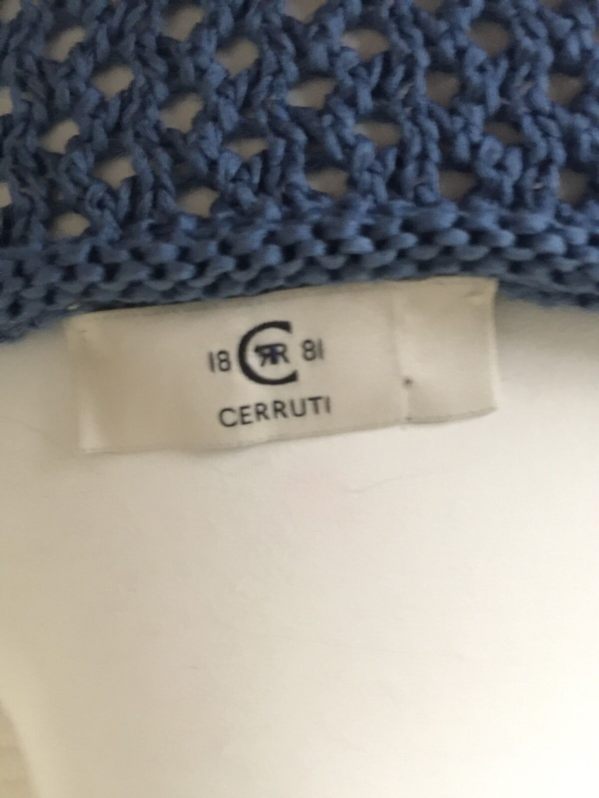 CERRUTI 1881 Dress Light bluee Knit Bodycon Dress Dress Dress US L e0d965
