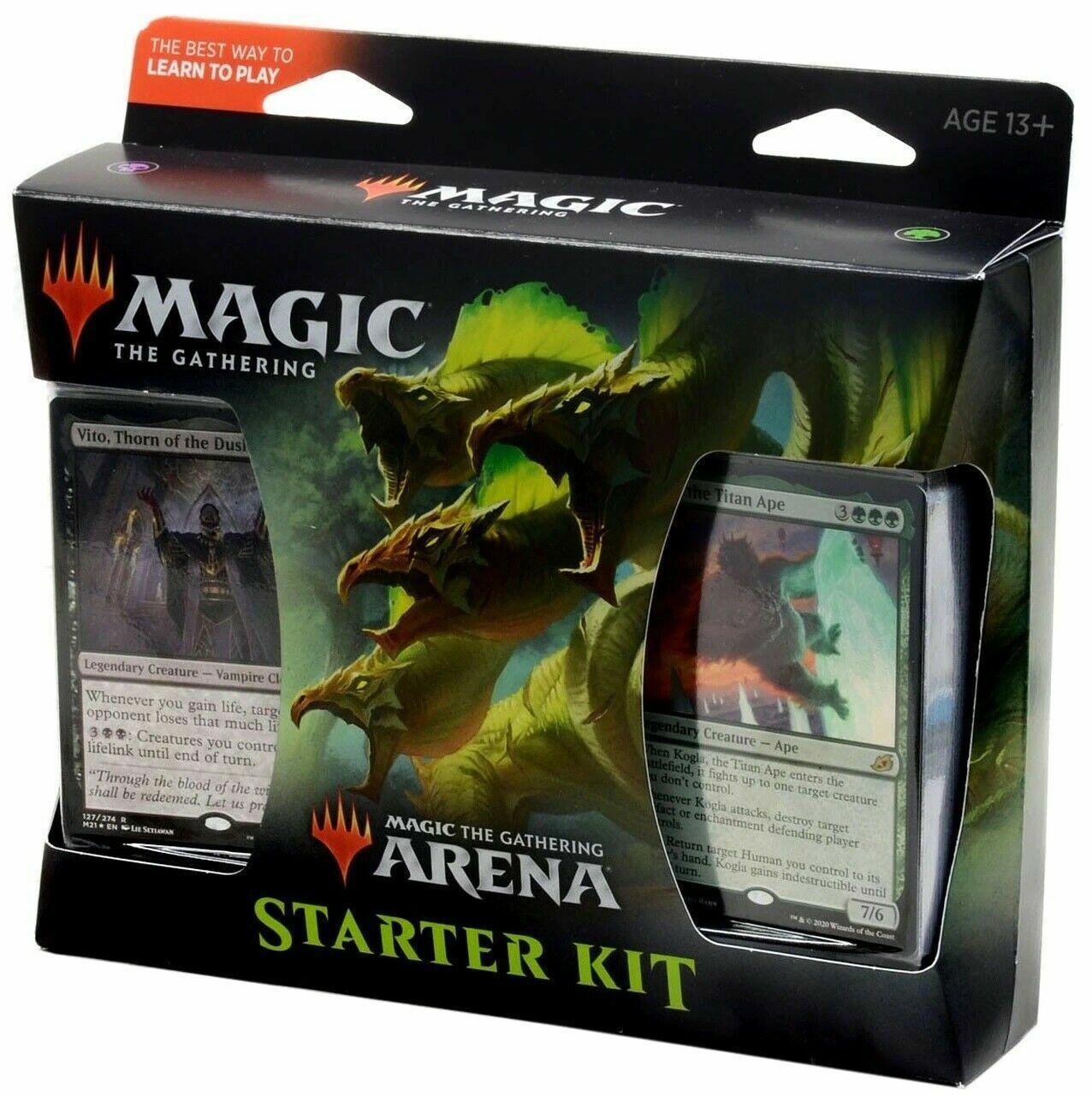 Magic The Gathering Ikoria Lair of Behemoths Commander Decks for sale online