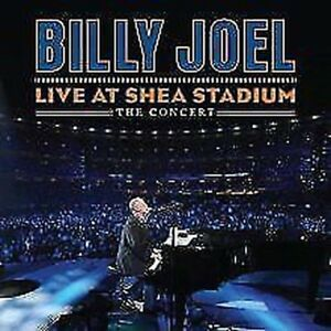 Billy-Joel-Live-At-Shea-Stadium-Nuovo-DVD-Region-0