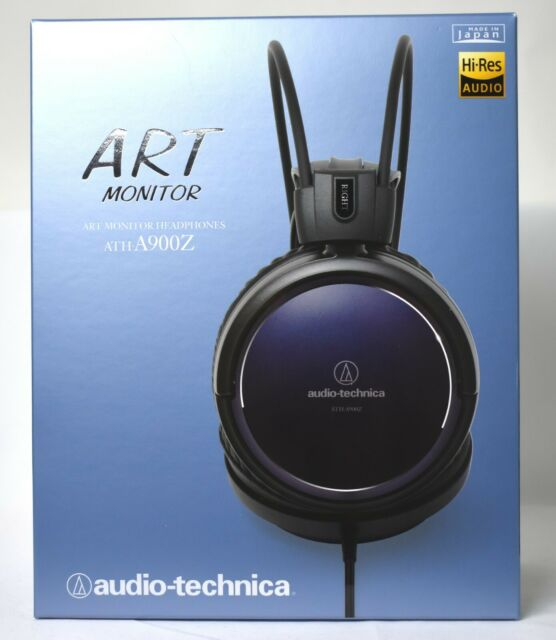 audio-technica-ART MONITOR ATH-A900Z High-Resolution Headphones / FREE-SHIPPING
