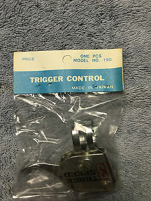 NOS 3 SPEED SHIFTER TRIGGER CONTROL FOR STURMEY ARCHER AND OTHER