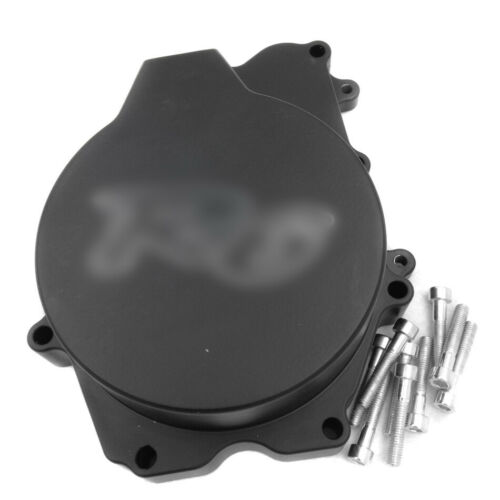 Engine Stator Cover For Yamaha 2003-2006 YZF-R6//2006 YZF-R6S Black Left Side