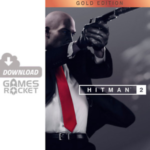 Hitman 2 - Gold Edition | offizieller Steam Key [PC]