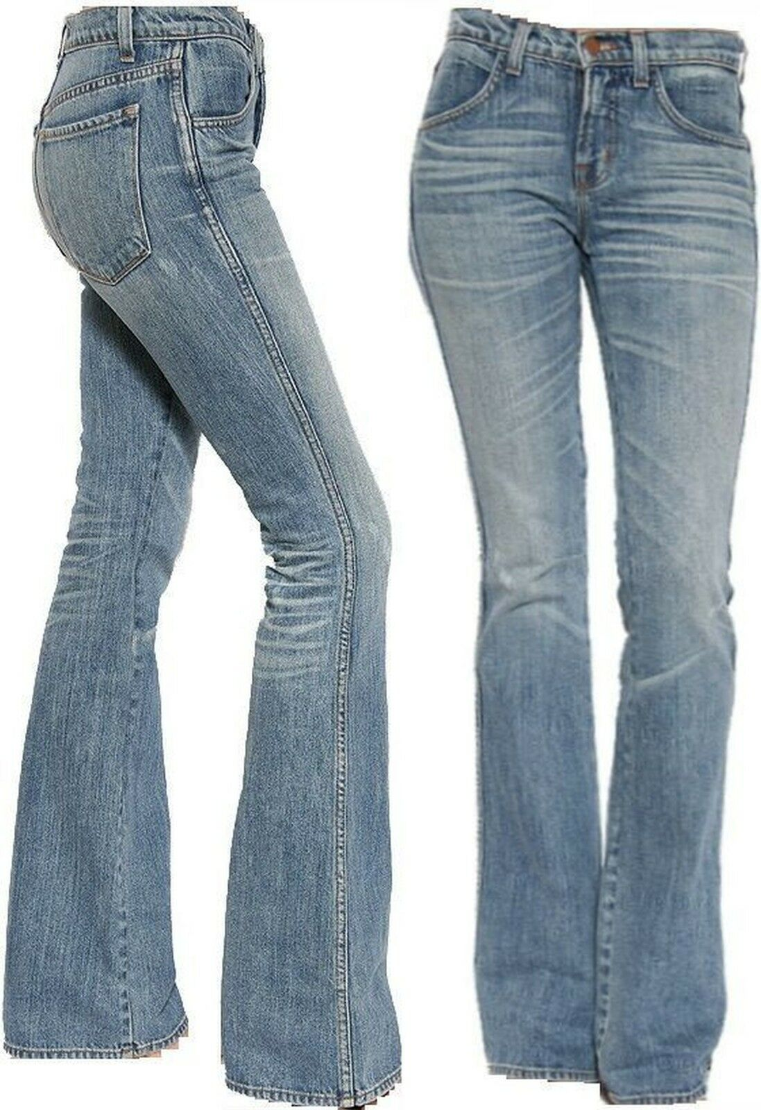 218 J Brand Henderson 19  Boot Leg Slim Fit 23 24 Women Jeans Sexy Lady Youth