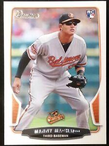 2013 Bowman Baseball #215 Manny Machado Rookie Card