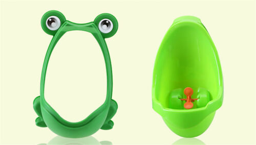 Toilet training Boy Pee Kids Frog Bathroom Baby Potty Urinal Children Toddler SP
