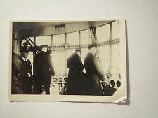 Zeppelin Weltfahrten Bild Nr. 89 - Im Führerraum / Sammelbild