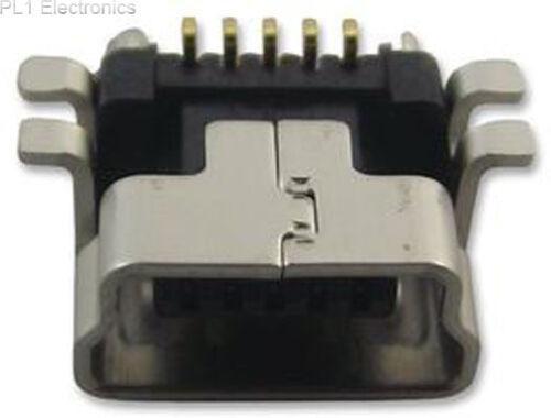 - UX60SC-MB-5ST 80 MINI USB B 5WAY RECEPTACLE HIROSE - CONNECTOR HRS
