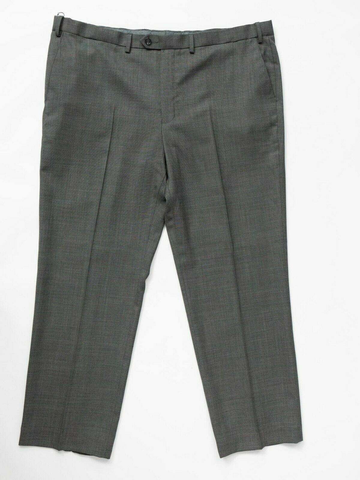 M&S Collection Trousers Regular Grey 42W 31L T17 3958/03193