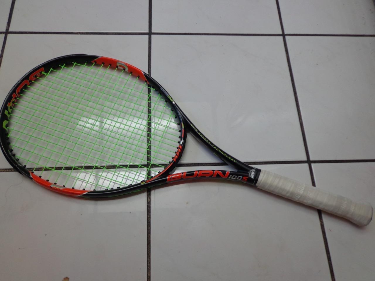 Wilson Original Burn 100S 4 1 4 grip Tennis Racquet