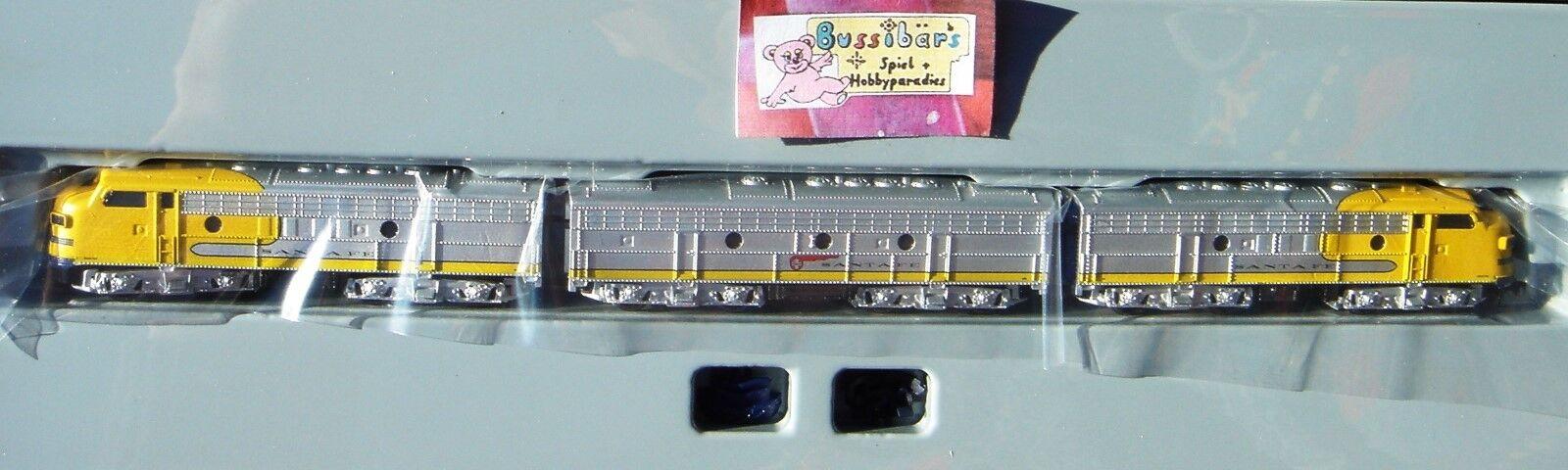 Z 88190 US-dieselelketrische locomotiva, triplice unità EP. III-NUOVO