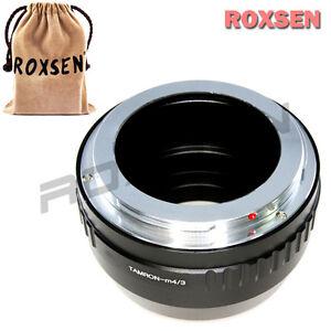 Roxsen-Tamron-Adaptall-2-AD2-lens-to-Olympus-Panasonic-Micro-4-3-Adapter-OM-D-G6