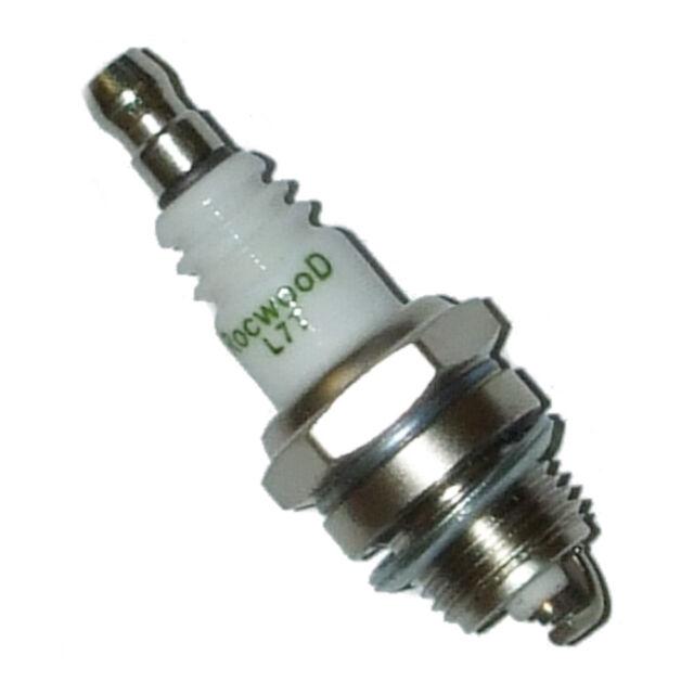 10 Rocwood F6RTC Spark Plugs Fits Honda Izy Lawnmower Similar To BPR6ES
