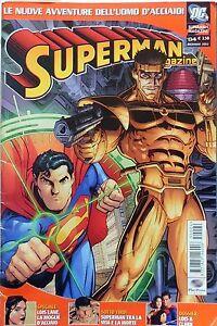 FUMETTO-SUPERMAN-MAGAZINE-04-2005-PLAY-PRESS
