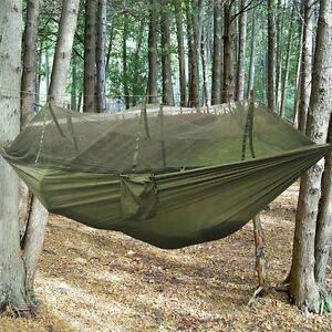 image is loading military jungle hammock w mosquito   camping travel  military jungle hammock w mosquito   camping travel parachute      rh   ebay