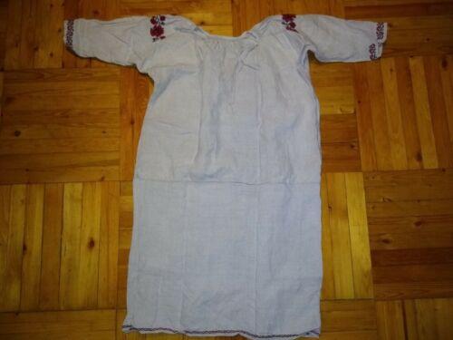 Soviet Russian vintage dress.