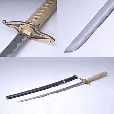 Katana samurai japanese Espada Bleach cosplay Ulquiorra handmade 104cm Craftwork