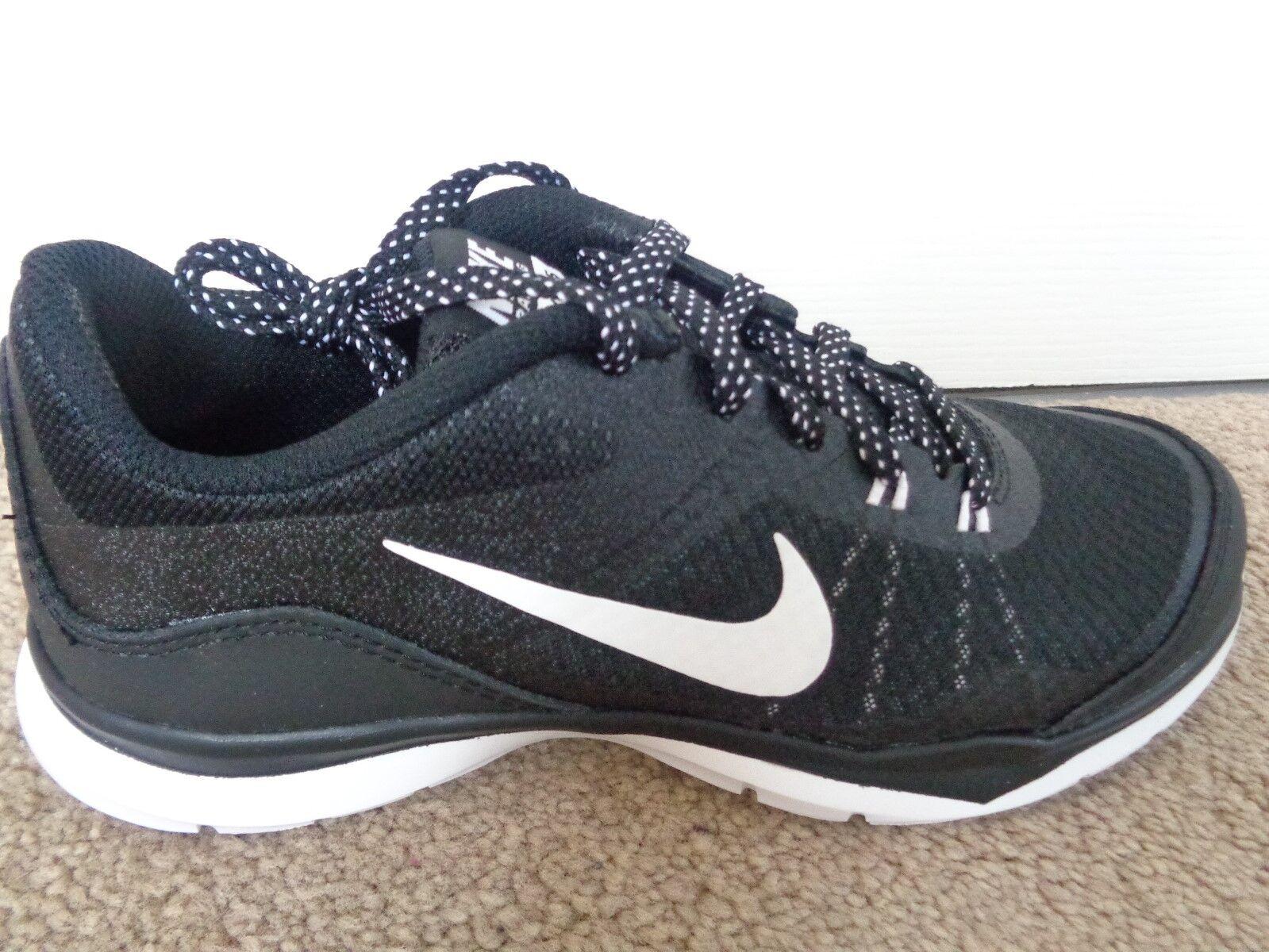 Nike Flex trainer 5 Donna trainers shoes 724858 001 uk 5.5 3 eu 36 us 5.5 uk NEW+BOX 2a1a7f