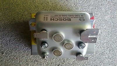 Bosch Type Régulateur de tension 12 V 30 A VW Beetle Transporter F026T02204 VRG3635