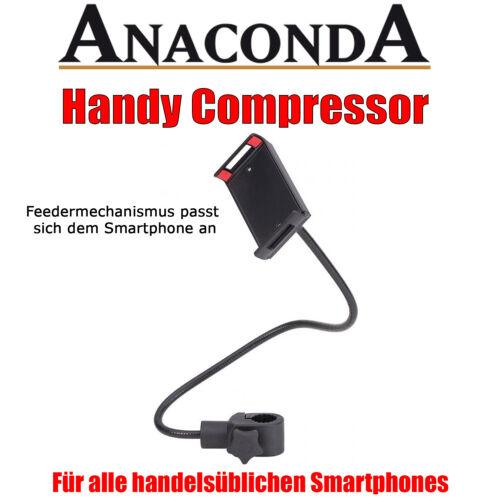 Anaconda Handy Compressor Halterung für Angelstuhl Karpfenstuhl Angelliege Liege