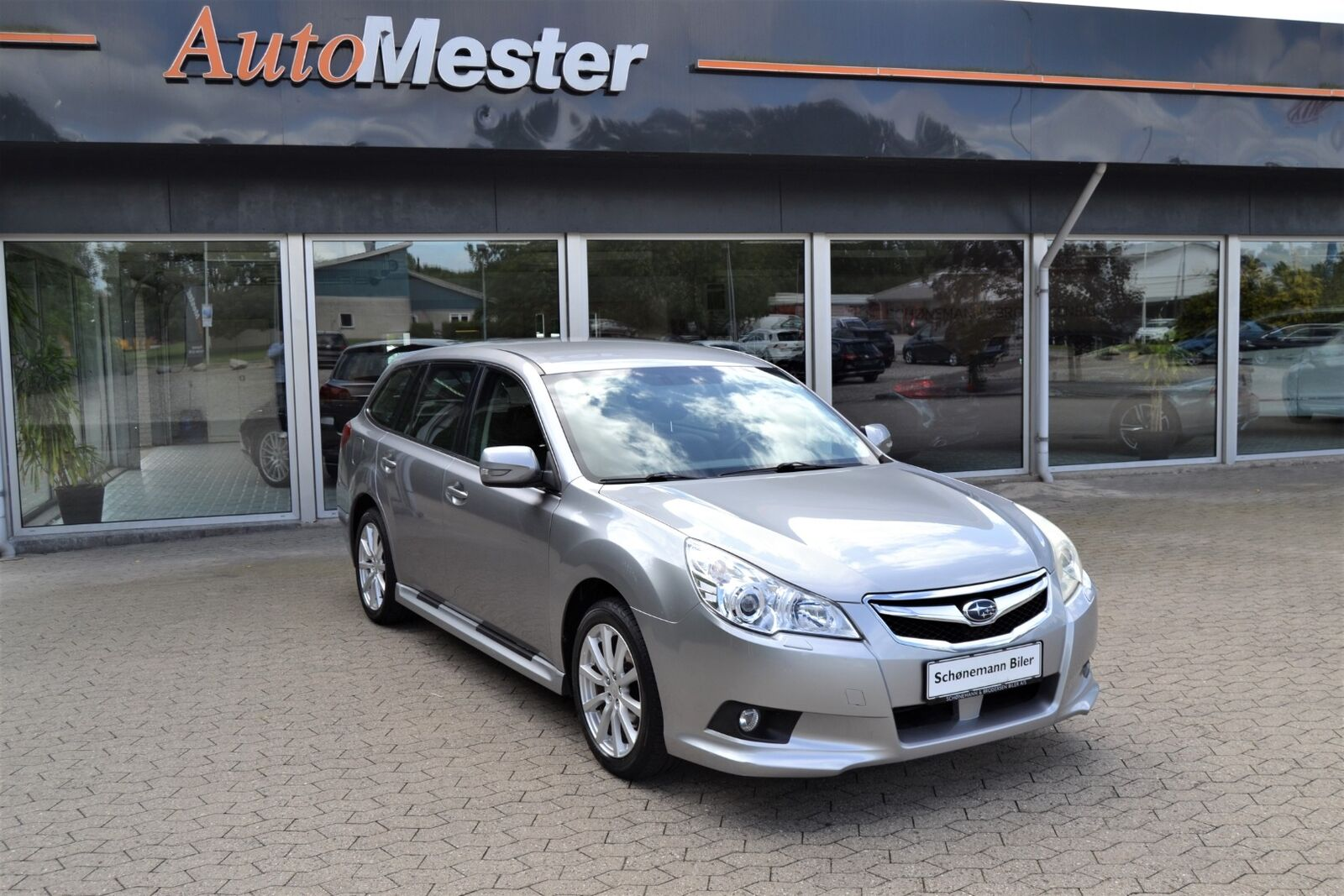 Subaru Legacy 2,5i Business Wagon aut. AWD 5d