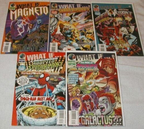 What If V.2 U-PICK ONE #81,82,83,84,85,87,88,89 or 90 Marvel PRICED PER COMIC