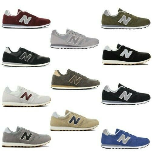 Nb New Balance Ml373 Sneaker Men Fashion shoes 373 Casual Trainers New