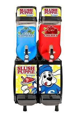 CAB Faby Two Bowl Slush Puppie Machine Granita Smoothie ...