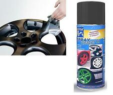 FILM PLASTIFIEE SPRAY 400 ML NOIR JANTES VW GOLF 3 4 5 6 POLO PASSAT TOUAREG