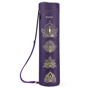 Yoga-Mat-Bag-Carrier-Strap-Shoulder-Sling-Adjustable-Gym-Tote-Carry-Exercise-Bag
