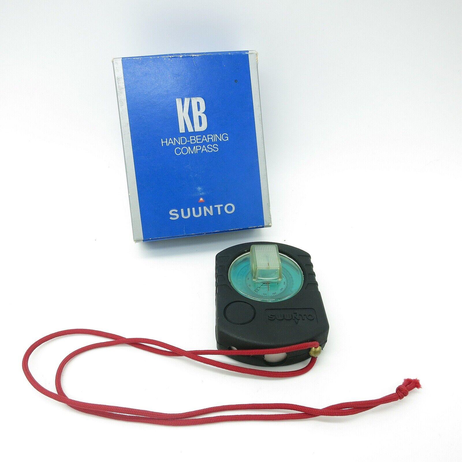 Suunto KB-77 Hand-Bearing Compass Optischer Kompass Navigation 360° 80x55x30mm