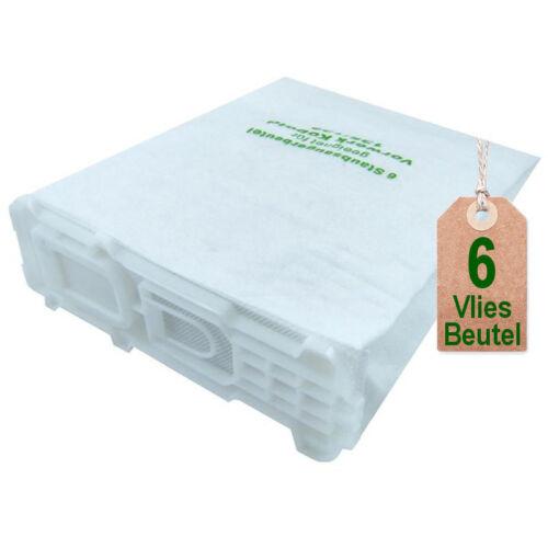 Swirl Staubbeutel V65 oder Vlies Filtertüten Staubsaugerbeutel Hausmarke Filter