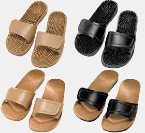2759963d6f43 Image is loading Maseur-Massage-Sandal-All-Sizes-and-Colours-Available