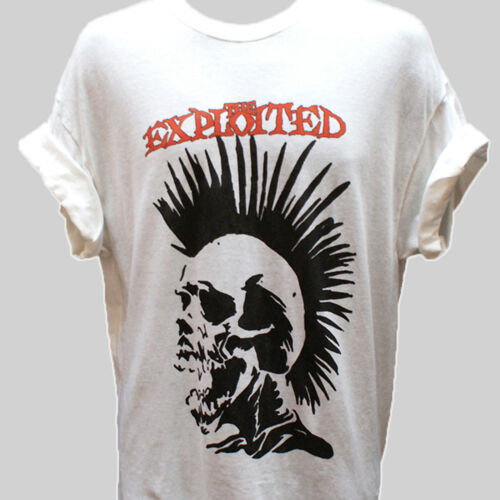 The Exploited Punk Rock Hardcore T-shirt casualtis Brit Subs décharge S-3XL