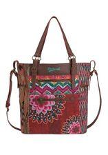 Desigual Handtasche »TANZANIA«  ,B/H/T 42/35/13 cm ,Textilmaterial mit Lederimit