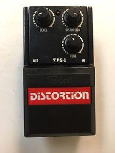 Tokai-TDS-1-Analog-Distortion-Rare-Vintage-Guitar-Effect-Pedal-MIJ-Japan
