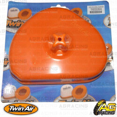 Twin Air Airbox Air Box Wash Cover For Kawasaki KX 250F 2009 09 Motocross Enduro