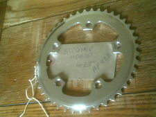 """42 TOOTH 110BCD  SUGINO ALLOY COMPACT  3/32"""" CHAINRING"""