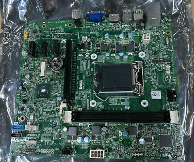 Dell Optiplex 3020 MIH81R//Tigris MT Socket 1150 Motherboard DPN 40DDR With BP