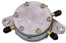 Mikuni - DF52-176 - Fuel Pump, Dual Outlet - Round