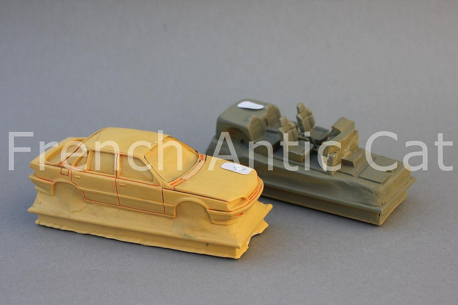 Sell Rare Model Die Renault R25 1 43 Heco Models Vehicle Miniature Es