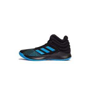 on sale d0766 d4fad Image is loading Adidas-Pro-Spark-Low-2018-Blue-Black-Men-