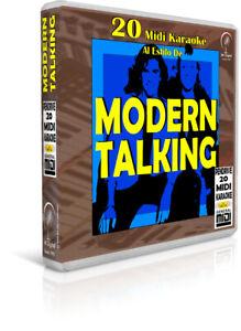 20-Midi-Karaoke-MODERN-TALKING-Pendrive-USB-OTG-Keyboards-Midi-Files-Midis