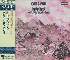 Caravan - In The Land Of Grey And Pink++SHM SACD Japan+UIGY-15036++NEU++OVP