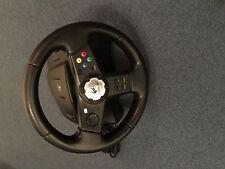 Microsoft Xbox Logitech precisión retroalimentación de vibración Volante & Pedales Set
