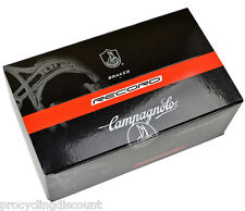 NEW 2017 Campagnolo RECORD 11 Skeleton Dual Pivot Brake Caliper Set: BR15-REDP