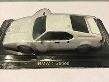 "DIE CAST "" BMW 1 SERIES "" DREAMS CAR SCALA 1/43"