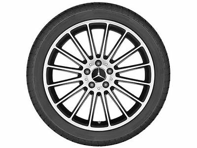 "2015 Vito//V-Class 17/"" Single 5-Spoke Alloy Wheel Genuine Mercedes New 447"